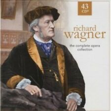 WAGNER: COMPLETE OPERA COLLECTION 43 CD NEW+
