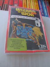 MAY ATARI 2600 OFFERS/COMBINE PROTECTIVE BOX BOXED ICBS - WIZARD WOR