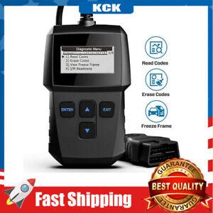 OBD2 Scanner Code Reader Diagnostic Scan Tool AL200 For All OBDII CAN Fault Car
