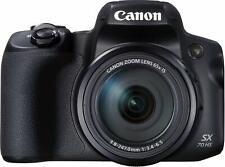 Canon Powershot Sx70 Hs 65x Zoom 20Mp Digital Bridge Camera Quick Uk Delivery