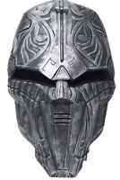 Sith Acolyte Mask Movie Star Wars Old Republic Cosplay Helmet Resin Props XCOSER