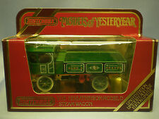 MATCHBOX MODELS OF YESTERYEAR Y-18 1918 ATKINSON MODEL D STEAM WAGON - SAND & G.