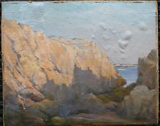 Francis Henry Richardson c.1900 painting Gloucester MA artist North Shore NY