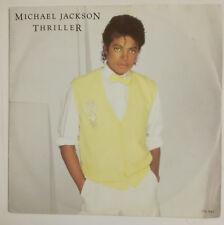 "Michael Jackson Thriller Maxisingle 12"" UK 1983"