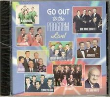 Go Out To Program Live - CD - Live - **Excellent Condition**