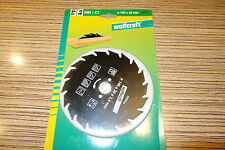 HM Kreissägeblatt für Hand Kreissäge  Wolfcraft 140  /  20  /  Z = 18