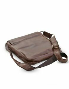Genuine leather Messenger Crossbody bag
