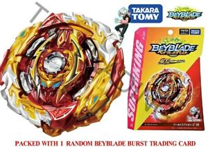 1Takaratomy Beyblade Burst Superking Sparking B-172 World Spriggan Unite 2B