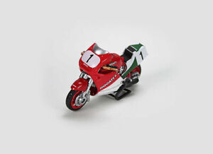 1:32 Ducati 750 F1 by New-Ray Toys in Red and White 06033J
