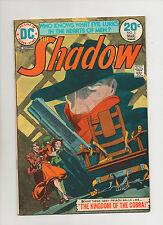 The Shadow #3 - Kingdom Of The Cobra - (Grade 9.0) 1974
