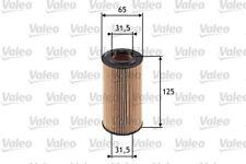 VALEO Ölfilter 586552 Filtereinsatz für AUDI VW SKODA SEAT 137 GOLF 5K1 1K1 5 6