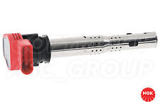 New NGK Ignition Coil For AUDI R8 42 4.2 Coupe 2012-On