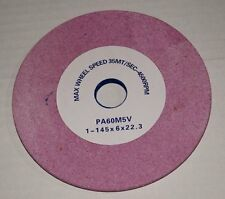 SCHLEIFSCHEIBE 145 x 6,0 x 22,3 mm für Kettenschärfgerät Tiefenbegrenzer