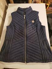 Noel Asmar Equestrian Sport Vest, navy, M. Nice!!