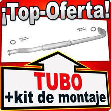 Silenciador Intermedio TOYOTA RAV 4 2.0 4X4 3PUERTAS 1994-2000 Centro Escape ABX