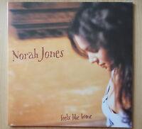 NORAH JONES LP: FEELS LIKE HOME (EUROPE; 2004, NEU; BLUE NOTE)