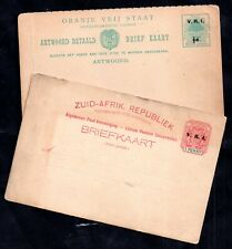 South Africa Postal Stationery x 2 WS16464