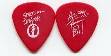 ACE FREHLEY 2014 Space Invader Tour Guitar Pick!!! custom concert stage KISS #2