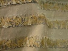 FABULOUS QUALITY 100% SILK ORGANZA NOVELTY / FURNISHING COLLECTION.