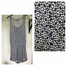 NAVY PLAYSUIT..SIZE 14..BRAND NEW..SUMMER/HOLIDAYS..