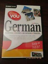 Teaching You German CD Rom 2nd Edition