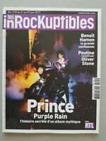 PRINCE InROCKuptibles FRENCH Magazine PURPLE RAIN 10 page feature