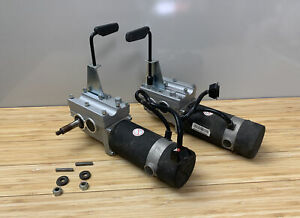 Pride Jazzy Select Drive Motors Complete Assemblies, LEFT & RIGHT