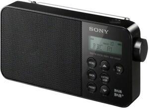 RADIO Numérique Portable SONY DAB / FM XDR - S40DBP