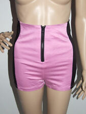 Multi-Colored High Waist Shorts for Women