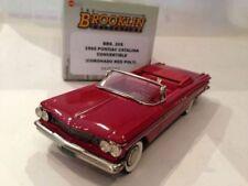 Véhicules miniatures Brooklin pour Pontiac 1:43
