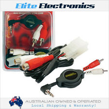 DNA AWH8000 AUXILARY AUX PLUG N PLAY ADAPTOR FOR FORD FALCON BA BF TERRITORY SY