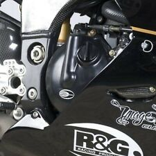 Kawasaki ZX10-R ZX10R 2004-2005 R&G Racing engine case cover kit pair KEC0041BK