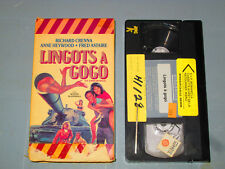 Lingot A Gogo/ A Run On Gold (VHS)(French) Fred Astaire Testé