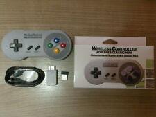 TribeRetro Wireless Controller for Nintendo Mini SNES + PC BRAND NEW - USB