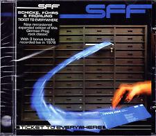 SCHICKE, FÜHRS & FRÖHLING ticket to everywhere Remastered CD NEU OVP/Saled
