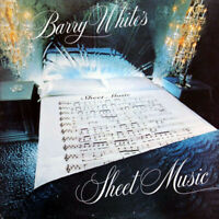 Barry White - Barry White's Sheet Music [1980 Mint LP Funk Soul Disco Orchestra]