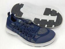 Keen Uneek EXO Size US 9 M (D) EU 42 Men's Outdoor Sport Shoes Dress Blue / Grey