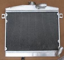 Alfa romeo Giulia Bertone  Radiateur refroidissement alu cooling radiator alloy