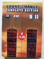 LOOSE CHANGE complete edition 9/11 - (2) DVD nuovi