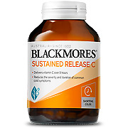Blackmores Sustained Release C 200 pack tablets