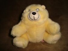 Charmin Bear Dillon Russ Teddy Bear Plush & Beans