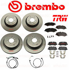 Brembo Rotors  TRW Pads Range Rover Sport 5.0 Natural Aspirated 10-13
