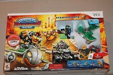 Skylanders SuperChargers Starter Pack Wii Brand New in Box. Super Chargers