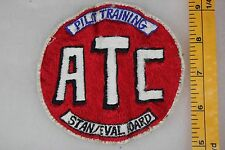 US Vietnam Or Korea ATC Pilot Training StanEval Board Large Squadron Patch SQ415