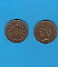 Louis-Philippe 5 Centimes refonte des monnaies de cuivre  Essai non daté (1840)