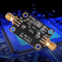 Large bande 0.01-4GHZ 21DB pour HAM Radio RTL SDR LNA Module d'amplificateur