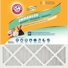 20 in.x 24 in. x 1 in. Odor Allergen and Pet Dander Control Air Filter (12-Pack)