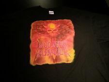 Nuclear Assault War on Terrorism 2002 Tour Shirt