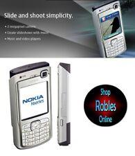 Nokia N70 Silver (Unlocked) 3G VideoAnruf 2,0MP Radio FM Made Finnland Orig. GUT