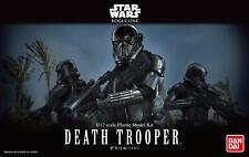 Bandai Hobby Star Wars Death Trooper 1/12 Scale Model Kit Action Figure USA